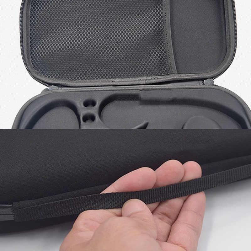 Funda dura EVA para bolsa de estetoscopio incluye bolsillo de malla para martillo de percusión Prestige Taylor y otros accesorios