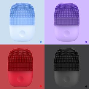 Image 2 - Inface обновленная версия щетка для очищения лица электрическая ультразвуковая щетка для лица глубокое очищение водонепроницаемый инструмент