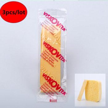 3 sztuk partia laboratorium dentystyczne materiał gąbka wiskozowa chłonna gąbka dobrej jakości do nakładania porcelany tanie i dobre opinie CUGGLOUD sponge Absorbent sponge