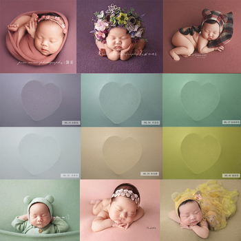 150*160cm Newborn Photography Blanket Soft Baby Background for Shooting Studio Baby Photo Prop Backdrop,#P2517