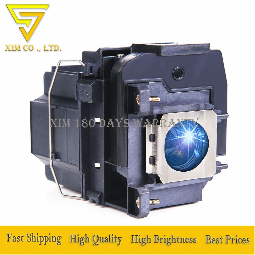 ELPLP85 V13H010L85 Projector Lamp for EPSON EH TW6600 EH TW6600W EH TW6700 EH TW6800 PowerLite HC 3000 3100 3500 3600e 3700 3900 in Projector Bulbs from Consumer Electronics