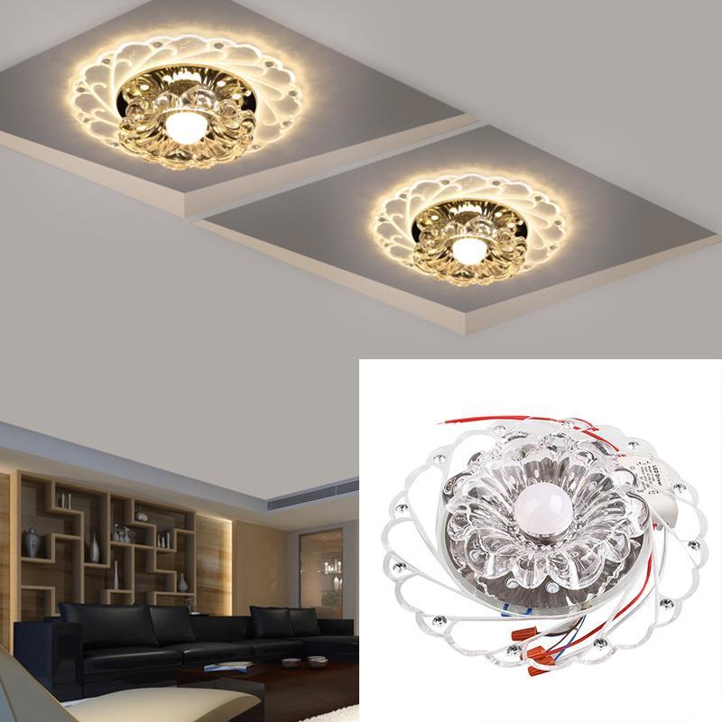 Moderno led superior iluminação lustre de teto lâmpada para varanda quarto|Lustres| |  - title=