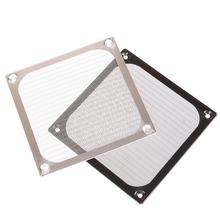 12cm wentylator PC filtr filtr pyłowy pyłoszczelna osłona z siatki osłona netto do wentylatora komputer stancjonarny tanie tanio JETTING CN (pochodzenie)