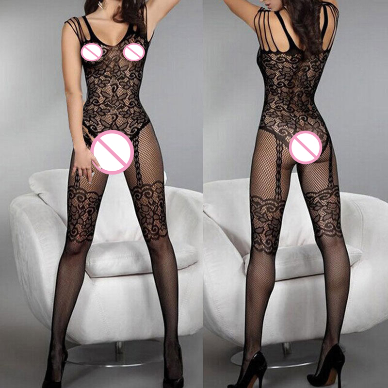 Sexy Lingerie Porno Erotic Langerie Sexy Costumes Lenceria Mujer Transparent Plus Size Women Babydolls Lingerie Feminina Q084