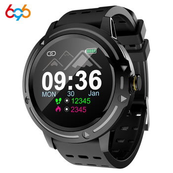 696 V5 Smart Bracelet Outdoor Sports Fitness Tracker Blood Pressure Heart Rate Support IOS Android System Waterproof Smart Watch