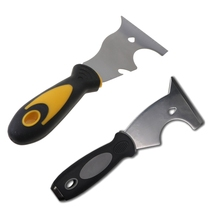 Putty Scraper Painters-Tool Spackle Knife Removal-Tool Stainless-Steel G8TB Can-Opener