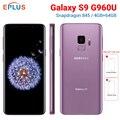 Samsung Galaxy S9 G960U смартфон с восьмиядерным процессором Snapdragon 845  ОЗУ 4 Гб  ПЗУ 64 ГБ  5 8 дюйма