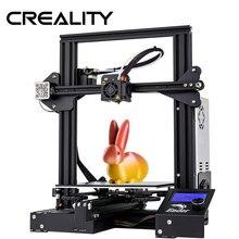 Creality 3D Ender 3 Pro/Ender 3 drukarka 3D opcjonalnie ulepszony wznowienie awaria zasilania drukowanie DIY KIT