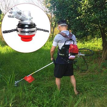 цена на Universal 35cm Lawn Mower Chain Grass Trimmer Head Chain Brushcutter for Garden Trimmer Grass Cutter Spare Parts Tools