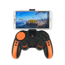 S8 Gamepad 2 in 1 with Holder Smart Wireless Controler Bluetooth X3 gamepad Upgraded Remote Control for PC Phone Tablet