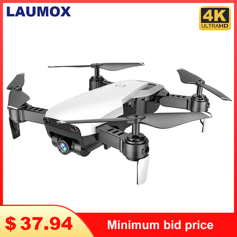 LAUMOX RC Drone Helicopter Camera Selfie FPV Foldable SG106 Sg700x12 Wifi 4K Optical-Flow