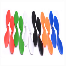 "6 / 12 Pairs Abs 10X4.5 ""1045 1045R Cw Ccw Propeller Voor F550 F450 S500 S550 Fpv multi-Copter Rc Quadcopter Apc Promotie(China)"