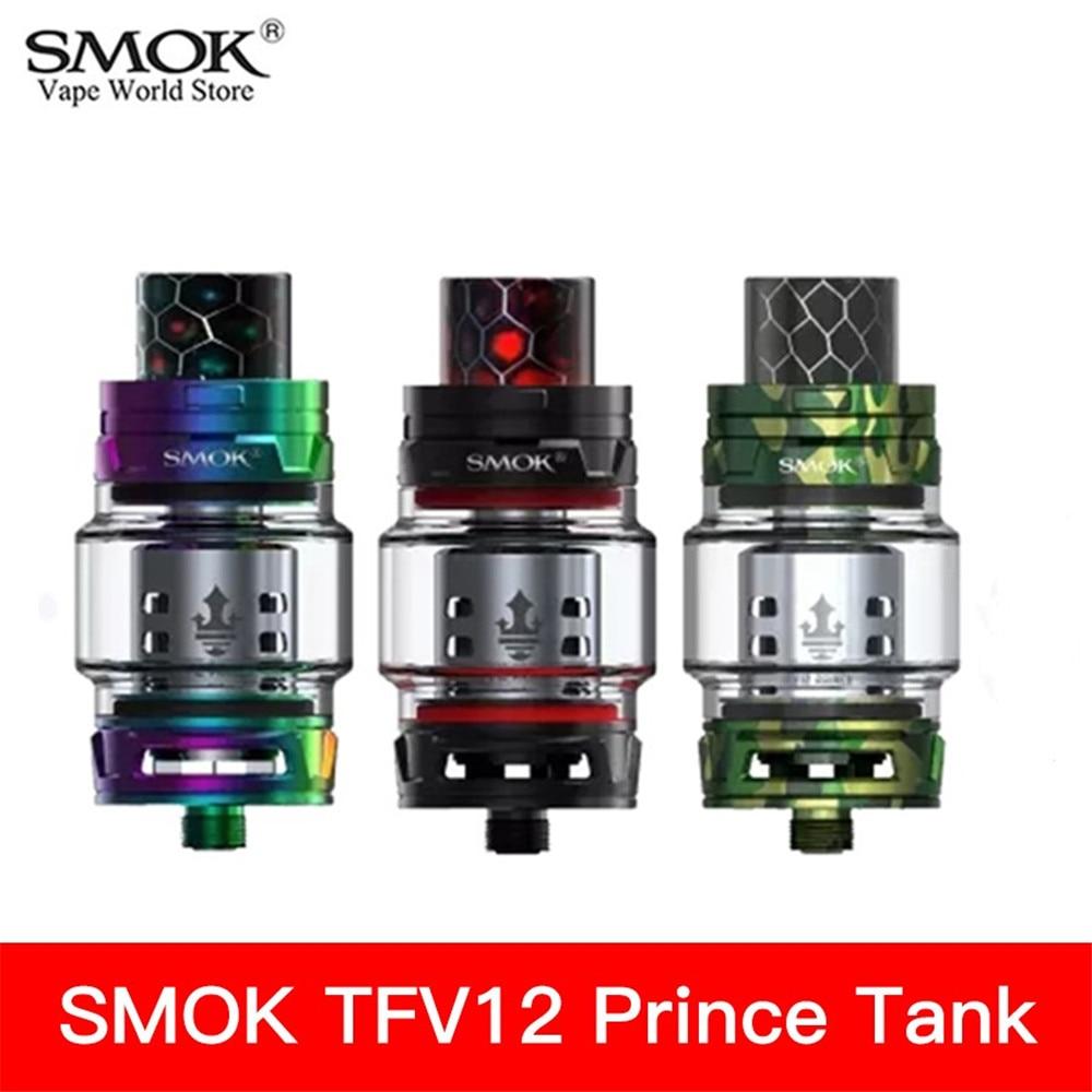 Vape SMOK TFV12 Prince Tank Cigarette Electronique Drip Tip 510 Vaporizer Atomizer Cigarro Eletronico Vaporizador Atomizador Pod