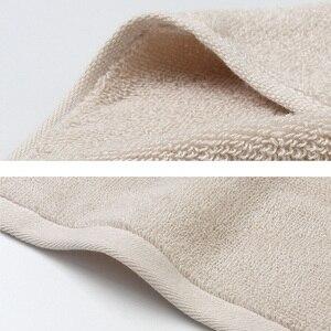 Image 5 - Originele Youpin Zsh Katoen Fiber Antibacterical Handdoek Absorberende Handdoeken 2 Kleur 34*72Cm Zachte Bad Gezicht Handdoek familie Gebruik