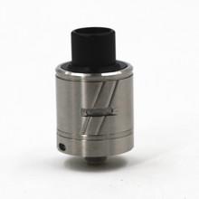 CT-1 ct-one składany Atomizer do drippowania RDA srebrny 22mm tanie tanio VaporWill