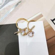 Модные серьги с австрийскими кристаллами ювелирное изделие бальное