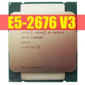 Image 3 - X99 placa mãe dupla m.2, nvme slot suporte ddr3 ddr4 LGA2011 3 lga 2011 intel xeon e5 2676 v3 32gb 16 jogo de memória