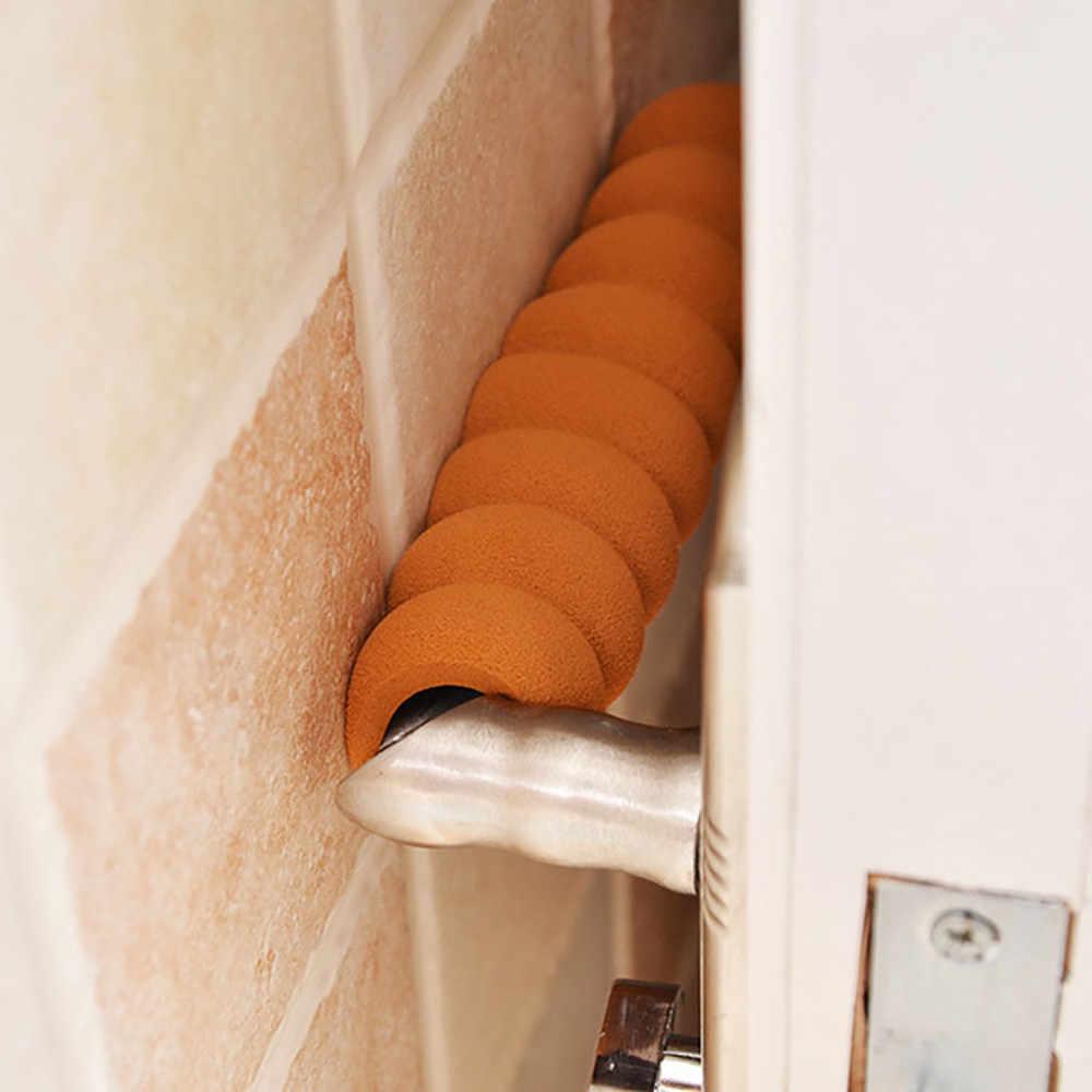 Protector de la manija de la puerta de la espuma suave Protector de la seguridad del bebé libre de estática