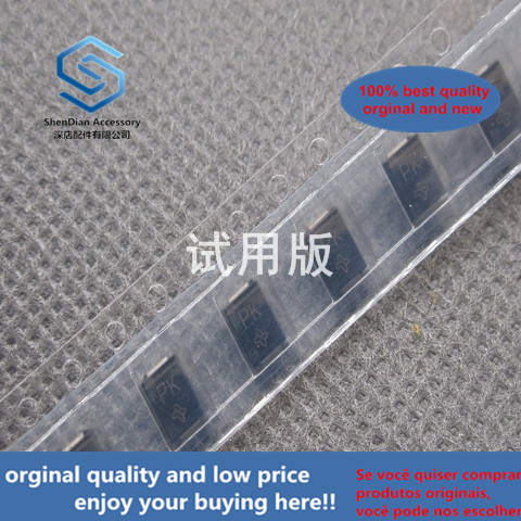50pcs 100% Orginal New SMD TVS Tube SMBJ130A DO-214AA Silk Screen PK 130V Unidirectional SMB Transient Suppression Diode