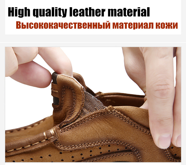 H457139aa06c94563a10ab3c0a35210f8w ZUNYU New Genuine Leather Loafers Men Moccasin Sneakers Flat High Quality Causal Men Shoes Male Footwear Boat Shoes Size 38-48