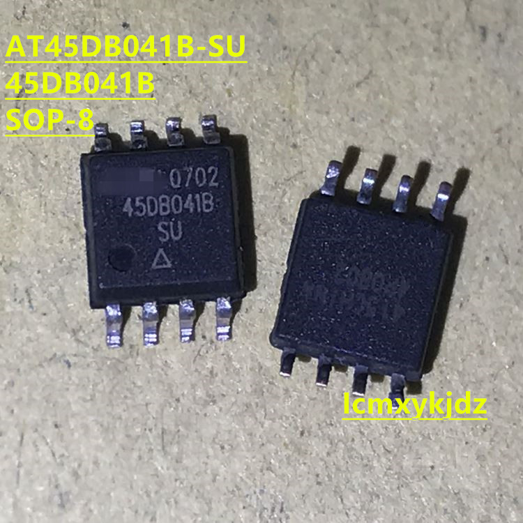 1 pcs New AT45DB041D-SU 45DB041D-SU ic chip