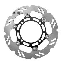 Motorcycle Front Brake Disc Rotor For Kawasaki KX250 KXF250 KLX650 LX650C KLX250 LX250S KDX220 KDX225 KDX200 KX125 Suzuki RMZ250