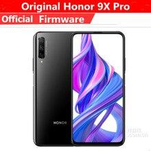 Сотовый телефон Honor 9X Pro, Kirin 810, Android 9,0, 6,59 дюйма, 2340X1080, 8 Гб ОЗУ 256 Гб ПЗУ, выдвижная камера, 48 МП