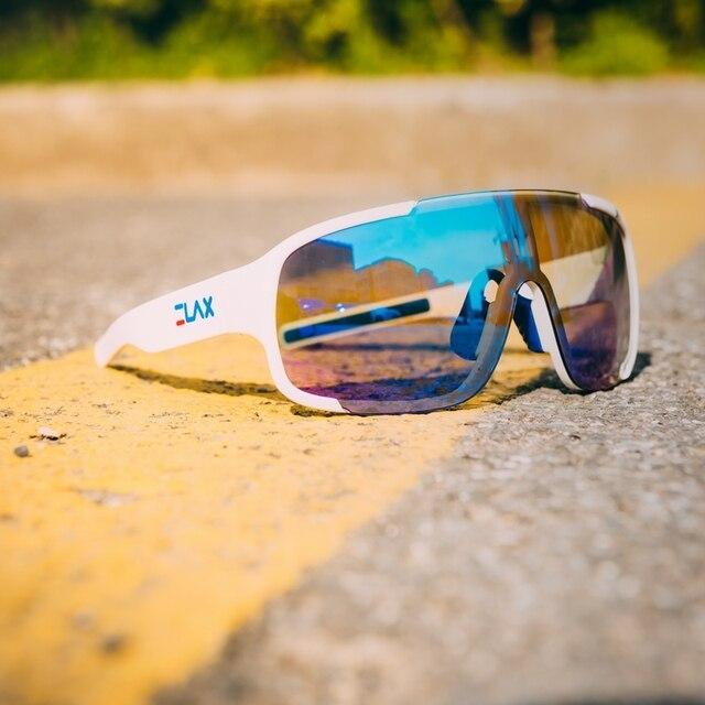 Elax marca 2020 novo óculos de ciclismo ao ar livre mountain bike óculos de sol da bicicleta dos homens ciclismo mtb esportes óculos de sol 4
