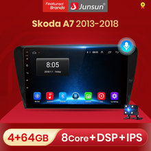 Junsun V1 Android 10,0 Auto Radio Multimedia Für SKODA Octavia 3 A7 2013 2014 2015 2016 2018 Video Player Navigation GPS keine 2 din