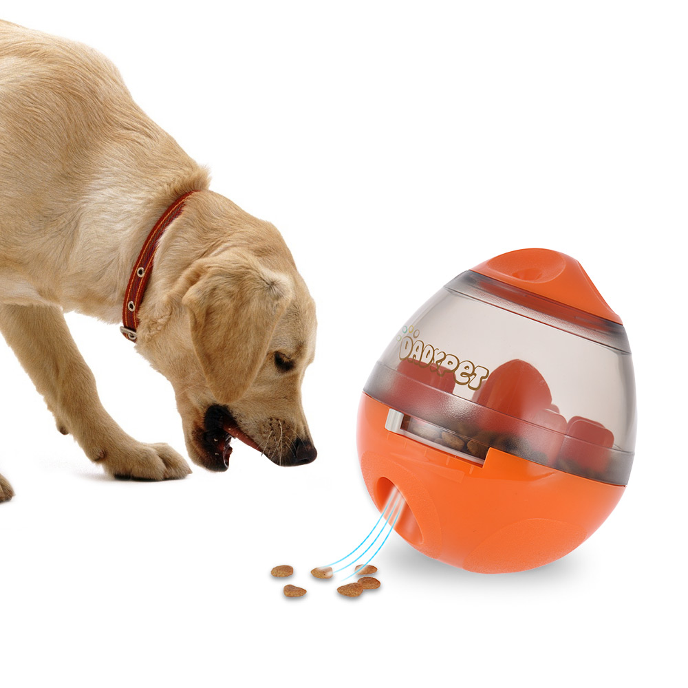 Our Pets Interactive Play-N-Treat Balls Twin PCS Cat Toy Rewarding Food Pet Toys