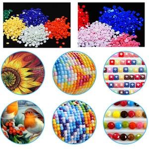 Image 4 - פיות גלגל המזלות יהלומי ציור 12 קונסטליישן 5D DIY יהלומי רקמת אישה ילדה יום הולדת מתנה בעבודת יד בית תפאורה