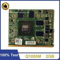 Quadro 1000M Q1000M N12P Q1 A1 2GB Video Graphic VGA Card For Dell M4600 M4700 HP 8540W 8560W 8570W 8770W Working Perfectly