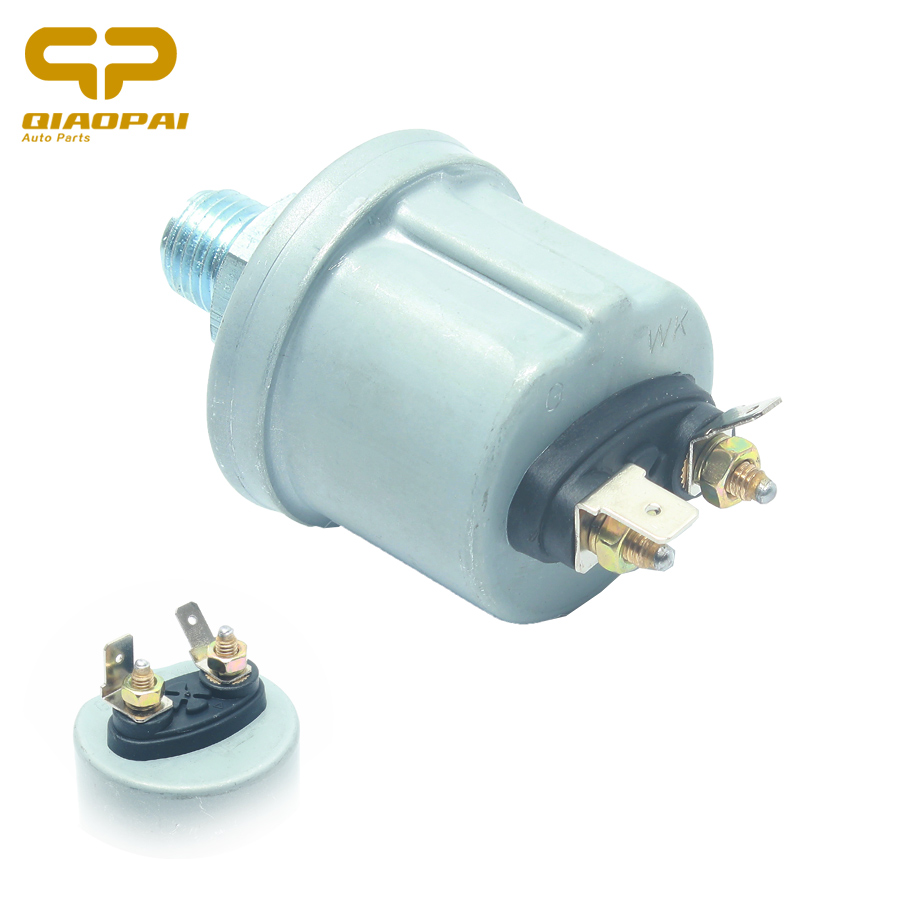 1PC Oil Pressure Sensor With Warning Contact 0-10bar 1/8NPT G WK For VDO Sensor  Oil Pressure Sender Wholesale