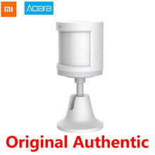 Xiaomi Aqara Human Body Sensor Smart body Movement Motion Wireless ZigBee Connection holder Light Gateway Mi home