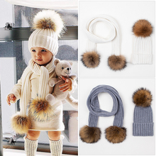 TinyPeople Sombrero de lana para bebé, gorro de invierno para niño, bufanda para niño y niña, sombrero cálido para recién nacido, bufanda de moda, 2020