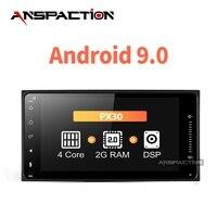 PX30 четырехъядерный android 9,0 Автомобильная dvd навигационная система для Toyota Avalon AVanza Celica camry corolla Автомобильный радиопроигрыватель