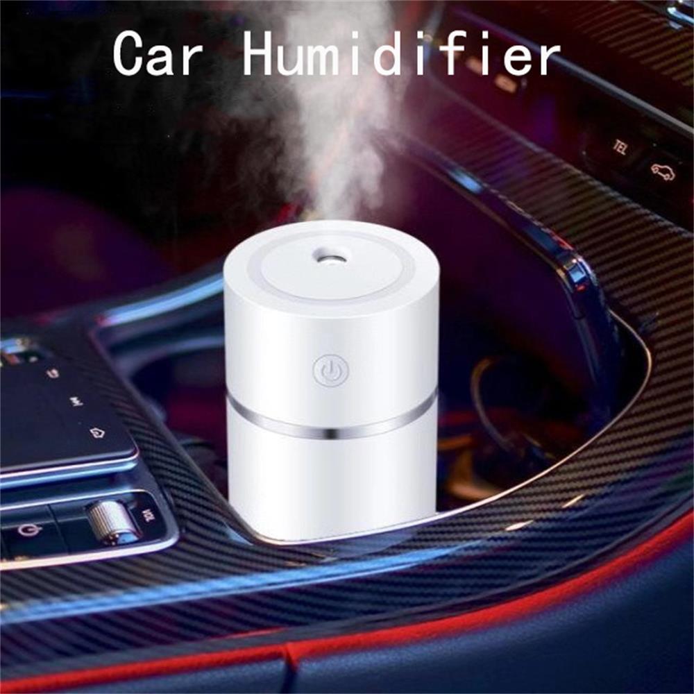 240ML USB Air Humidifier Mini Aromatherapy Essential Oil Diffuser Ultrasonic Car Humidifier Aroma Diffuser