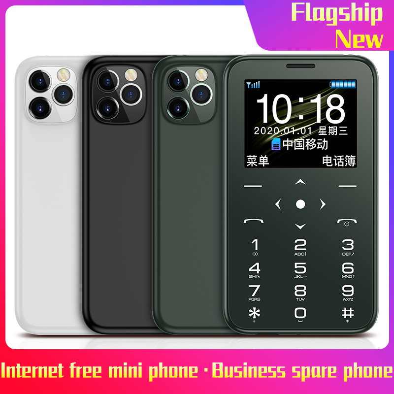Wholesale! 10pcs/lot Mini SOYES 7S+ Cellphone GSM 850/900/1800/1900 Students Smallst Backup Pocket Portable Phones Lowest Price