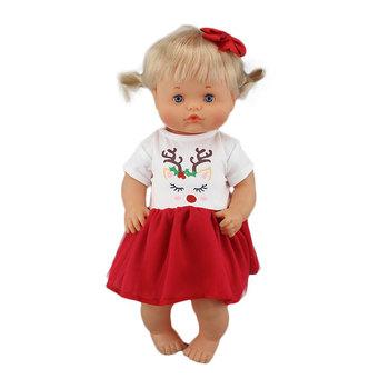 Nowe śliczne ubrania Fit 40cm 41 cm Nenucos Doll Nenuco Hermanita fioletowe długie rękawy T-shirt fioletowe kropki spodnie z kapeluszem tanie i dobre opinie Tkaniny Unisex Moda Akcesoria Suit Akcesoria dla lalek