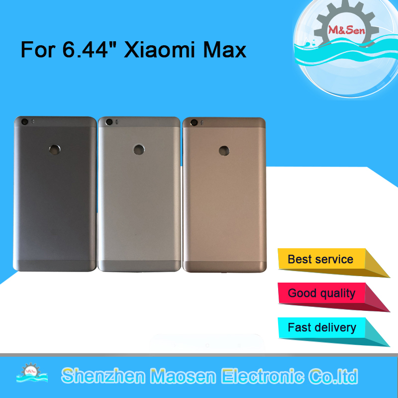 Case Housing Cover Glass Back-Battery Xiaomi for Xiaomi/Max/Mi-max/Mimax Xiaomi/Max/Mi-max/Mimax