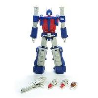 Magic Square MS Toys Transformation MS B04C Ultra Magnus Transporter Mode MS B04C Mini Action Figure Robot Toys Gift