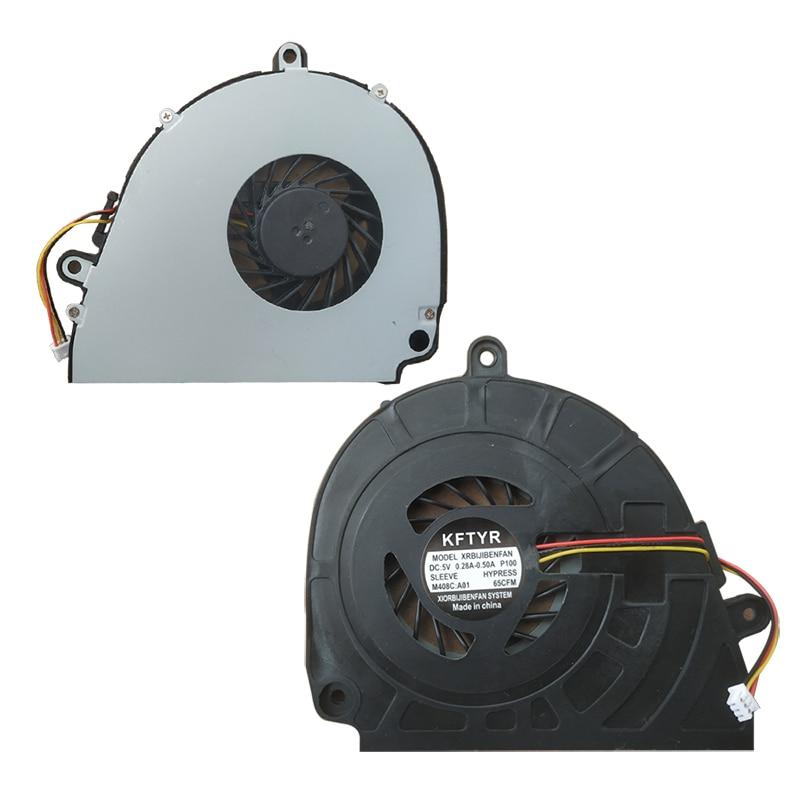 Cooler For Acer 5750 5750G 5755G V3-571G E1-531G E1-571 E1-571G V3-551G E1-521 laptop cpu cooling fan cooler 5V 0.5A