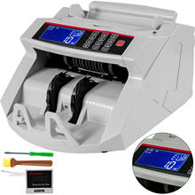 Automatic Bank Note Bill Counter Currency Money Pound Euro Cash Count Machine UK Money Counter(China)