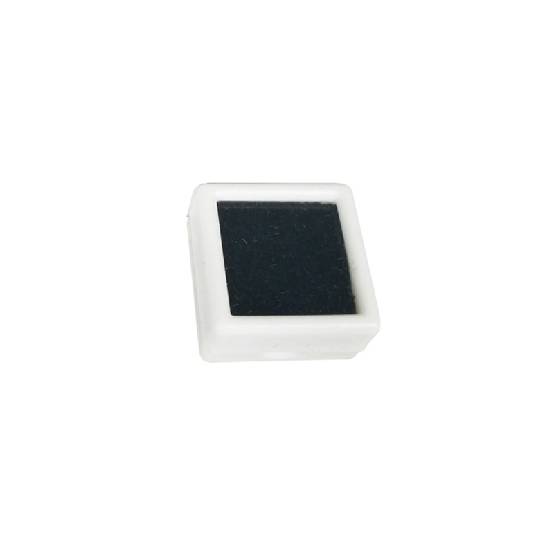 Wholesale Square Plastic Jewelry Organizer Box Soft Sponge Insert Diamond Display Box Gemstone Storage Case Gift Stone Box 80Pcs