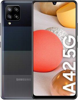 Перейти на Алиэкспресс и купить Samsung Galaxy A42 A426B 5G 4 Гб RAM 128 Гб Dual Sim Black