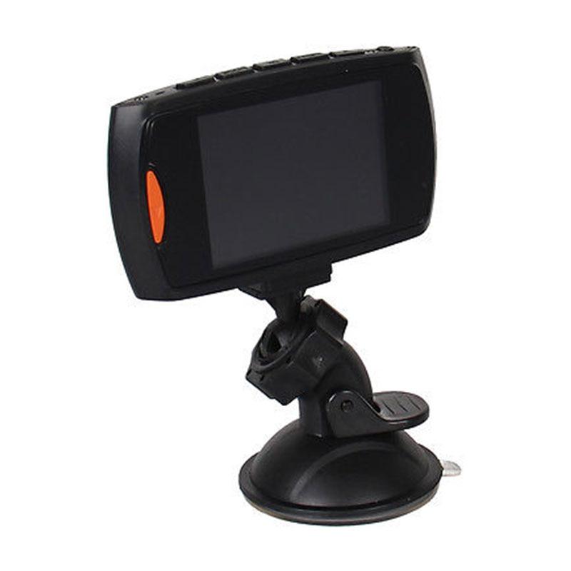 Full HD1080P Автомобильный видеорегистратор DVR камера видеорегистратор 2,2 дюймов 120 ° видео регистратор g-сенсор ИК ночного видения видеорегистра...