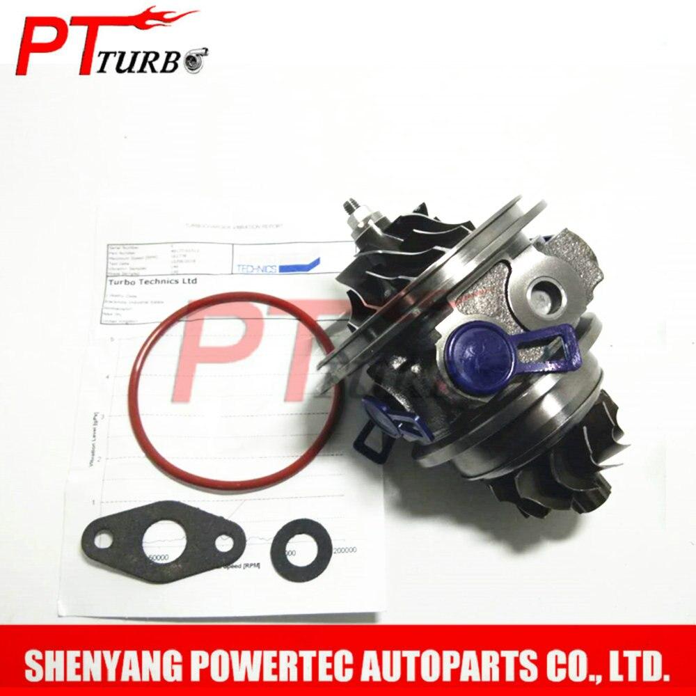TD04 turbo chra dla Mitsubishi Pajero II Gallopper L200 Hyundai Gallopper 2.5 TD wkład turbosprężarki 49177 02512 49177 02513 w Wloty powietrza od Samochody i motocykle na title=