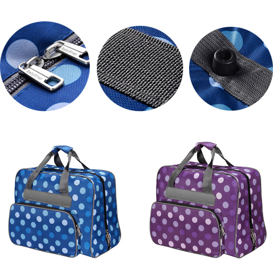 Large Capacity Home Use Multi-Functional Sewing Machine Bag Oxford Cloth Storage Bags Durable Travel Portable Tote
