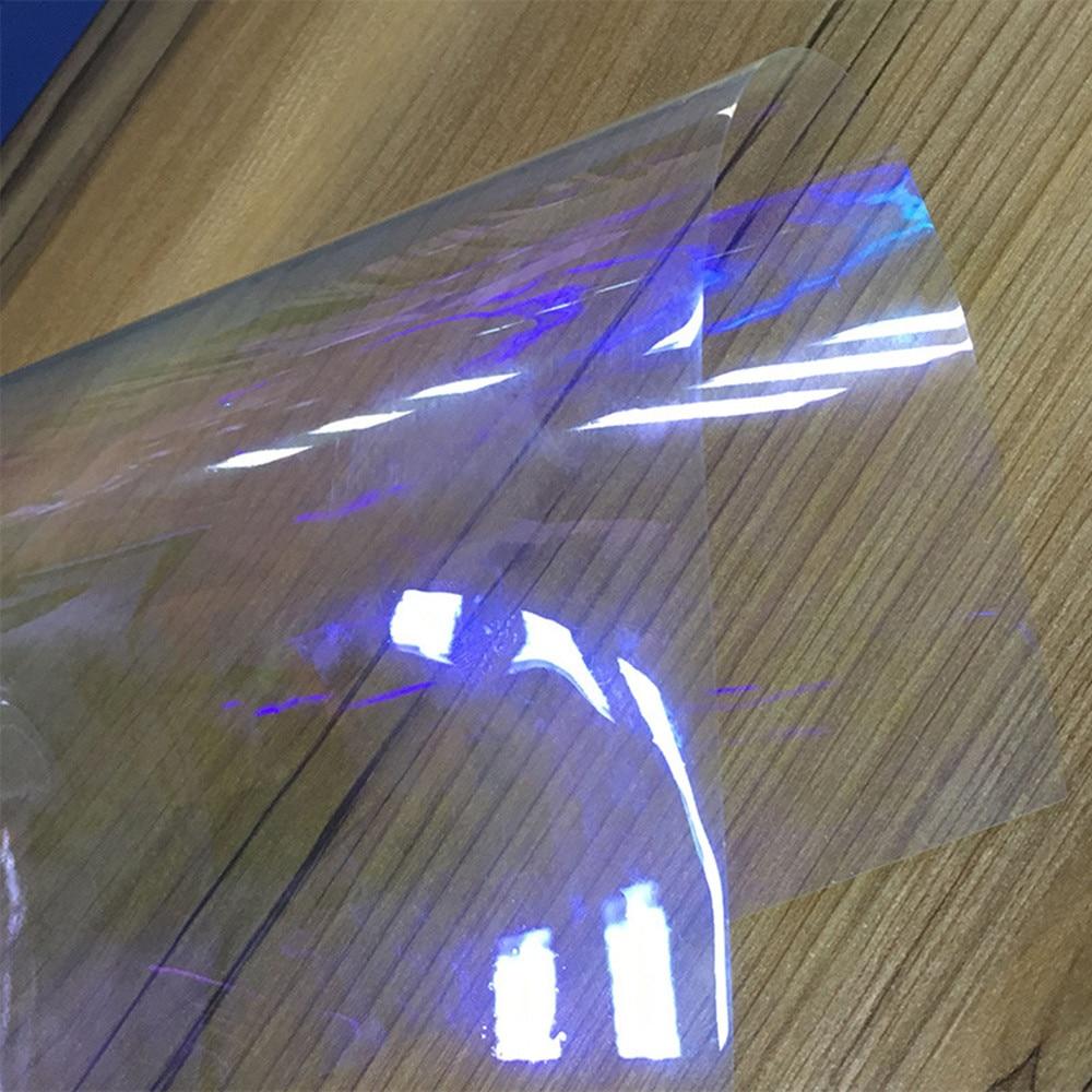 """SUNICE 60""""x20"""" Car Solar Film Car Window Tint VLT 80% Chameleon Glass Tinting Window Sun Shade Vinyl Film Auto Car House Decors"""