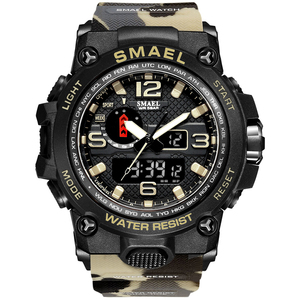 Hot Smael Men Military Watches